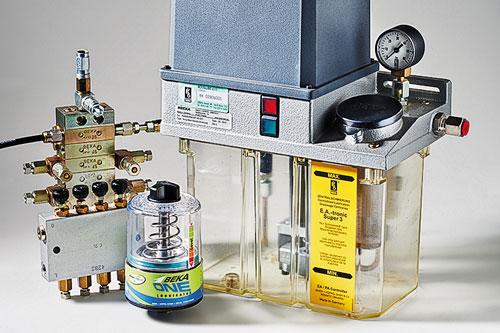 Componenti e apparecchiature per la lubrificazione